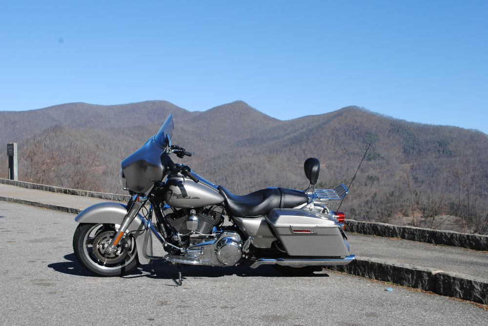 Harley street glide asheville motorcycle rentals Motor cycle rentals