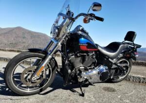 softail low rid web