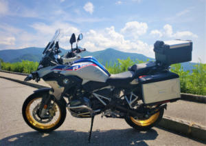 BMW R1250GS Left Side