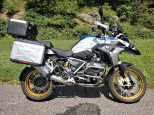 BMW R1250GS Right Side